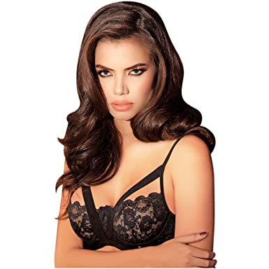Amawi Sereus Lingerie for Women Mesh Bra Panty Set | Ropa Interior para Mujer at Amazon Womens Clothing store: