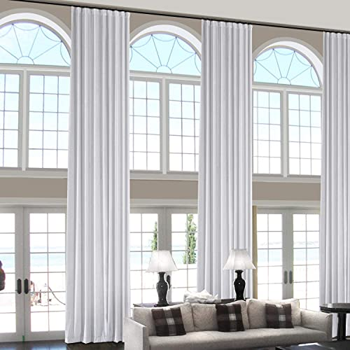 ChadMade Extra Long Curtain 192 Inches