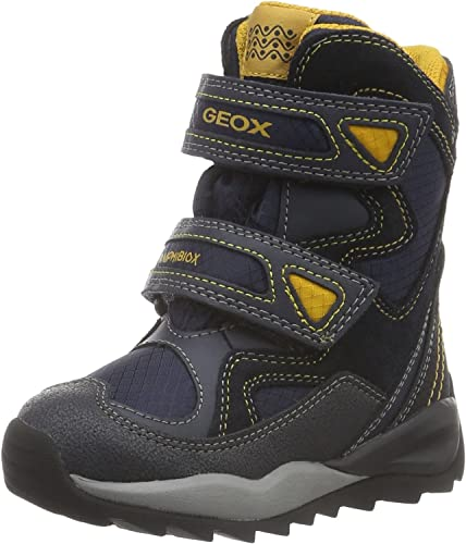 Geox Kids' Jr Orizont Boy ABX 5 K Pull On Boot