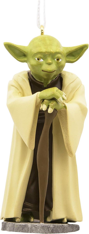 Hallmark Christmas Star Wars Yoda Ornament