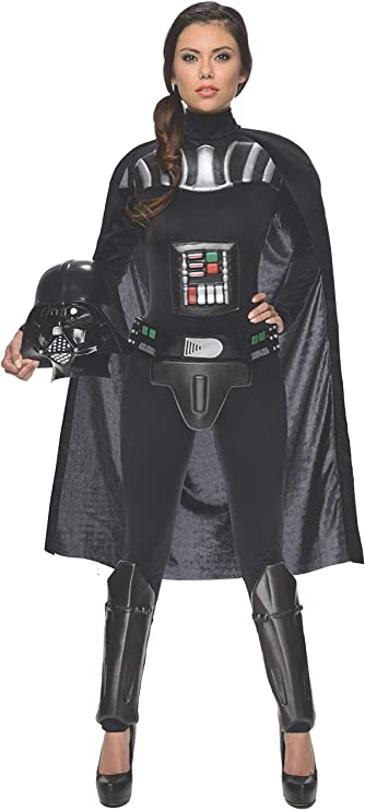 Rubies s – Disfraz Oficial de Darth Vader de Star Wars para Mujer ...