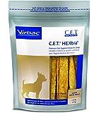 Virbac C.E.T. HEXtra Premium Oral Hygiene Chews for Dogs