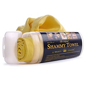Chamois Cloth For Car - Shammy Towel For Car - Car Drying Towel Chamois - Car Shammy Towel - Car Wash Cloth Car Drying Chamois - Car Chamois Chamois Towel For Car - Super Absorbent Towel Shammy Cloth