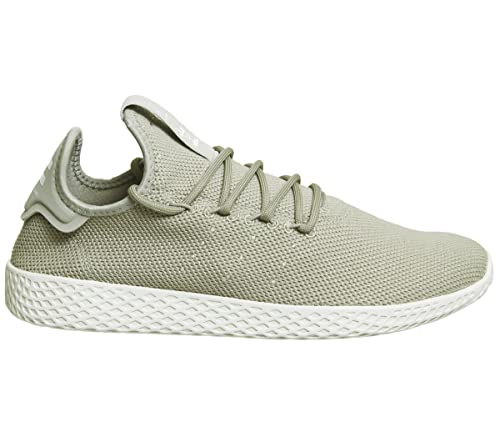 8c627c830 adidas Shoes – Pw Tennis Hu green grey white size  44 2 3  Amazon ...