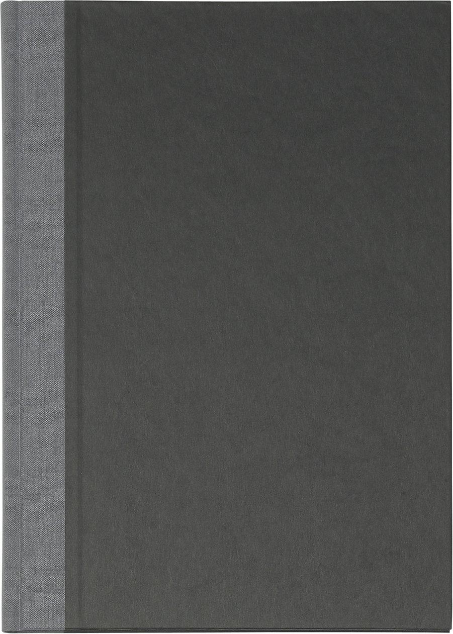 KÖNIG & EBHARDT Konig & Ebhardt 8655223 Record And Conference Book Din A4 Contains 96 Sheets Black