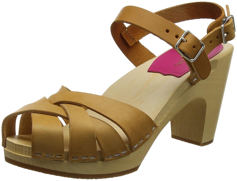 Swedish Hasbeens Katja amazon-shoes beige Venta Bajo Precio De Envío De Pago Descuento Originales De Bajo Coste Barato Buscando El Precio Barato lWy3xiqC
