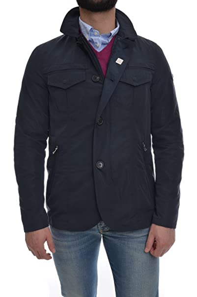 check out 1f182 7c881 Peuterey - Field jacket Hollywood da Uomo, Blu