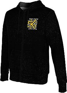 ProSphere Kennesaw State University Mens Fullzip Hoodie Letterman