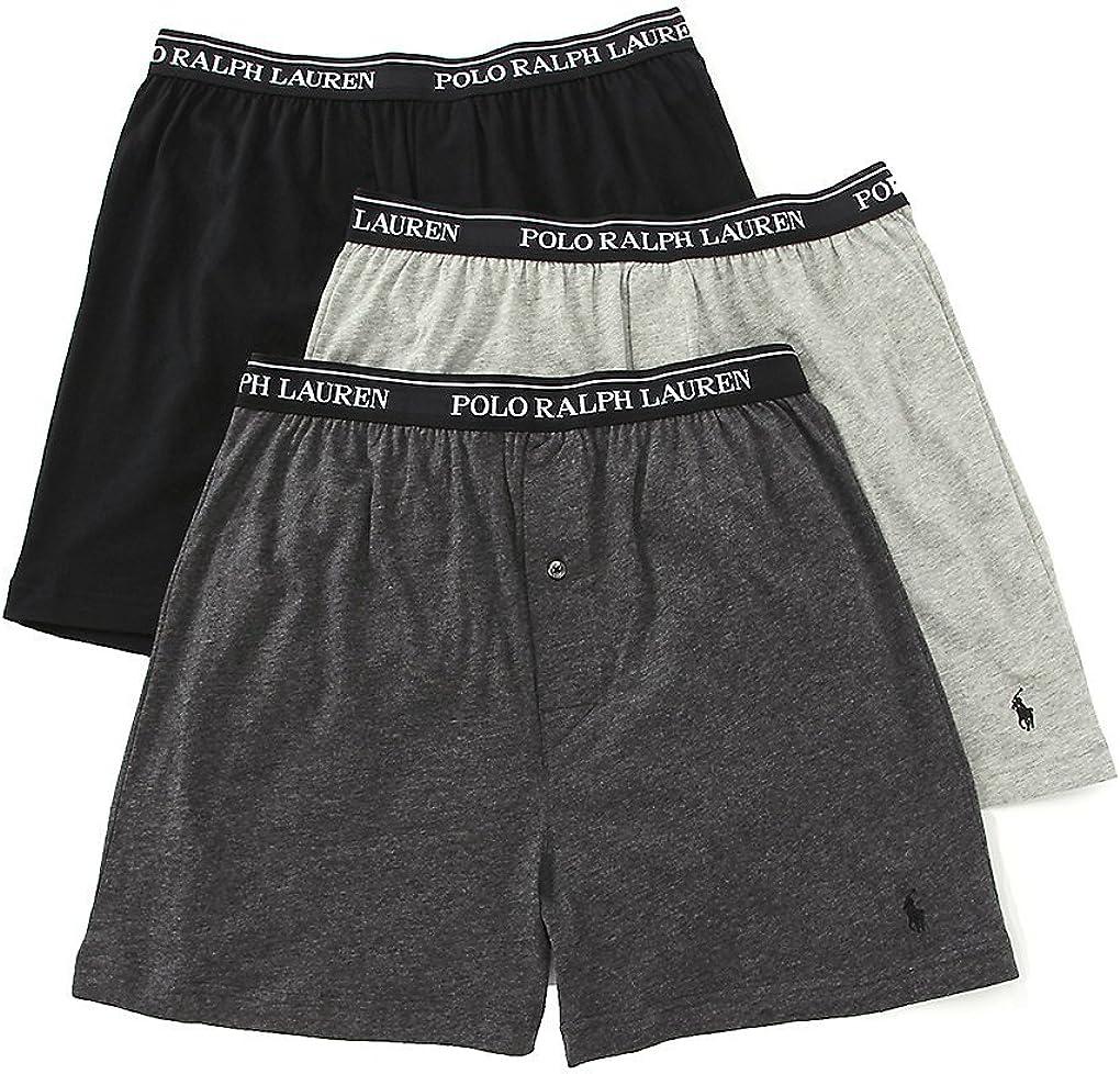 Boxers de algodón clásicos, 3 unidades: Amazon.es: Ropa y accesorios