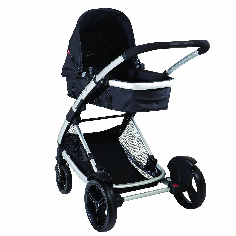 Amazon.com : phil\u0026teds Promenade Buggy Single Stroller, Black ...