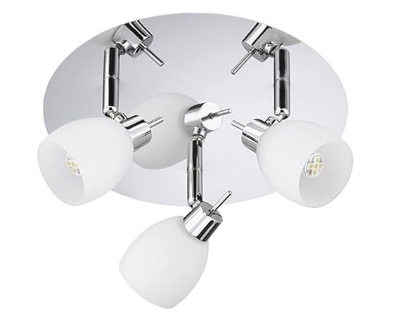 Plafoniere Per Palestra : Trango bracci lampada da soffitto plafoniera faretto per
