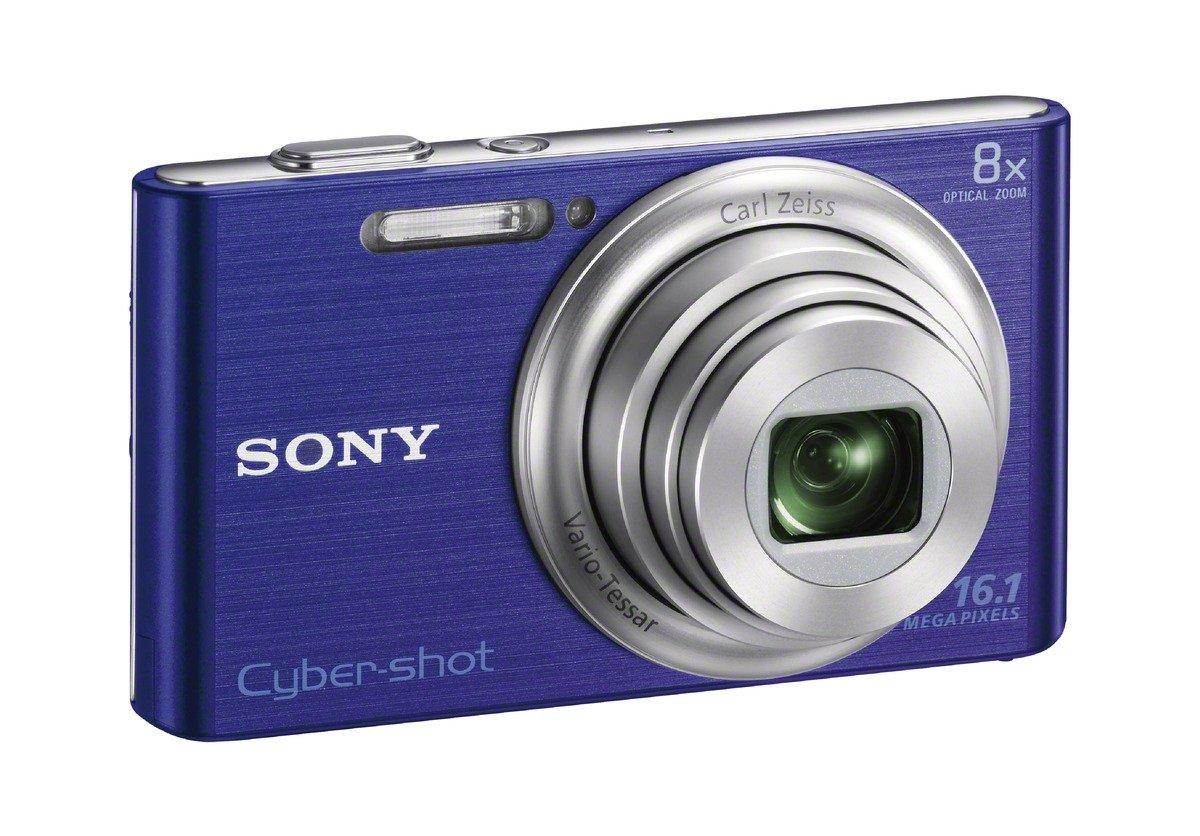 Amazon.com : Sony DSC-W730/L 16.1 MP Digital Camera with 2.7-Inch ...