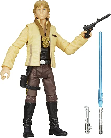 Star Wars Black Series 6 inch Figure Luke Skywalkwer Yavin Ceremony Figure