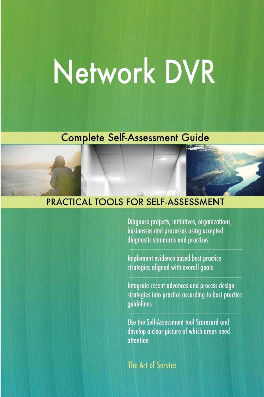 Network DVR: Complete Self-Assessment Guide pdf epub