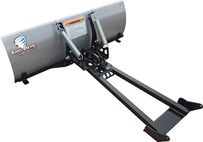 SNO Devil ATV Plow