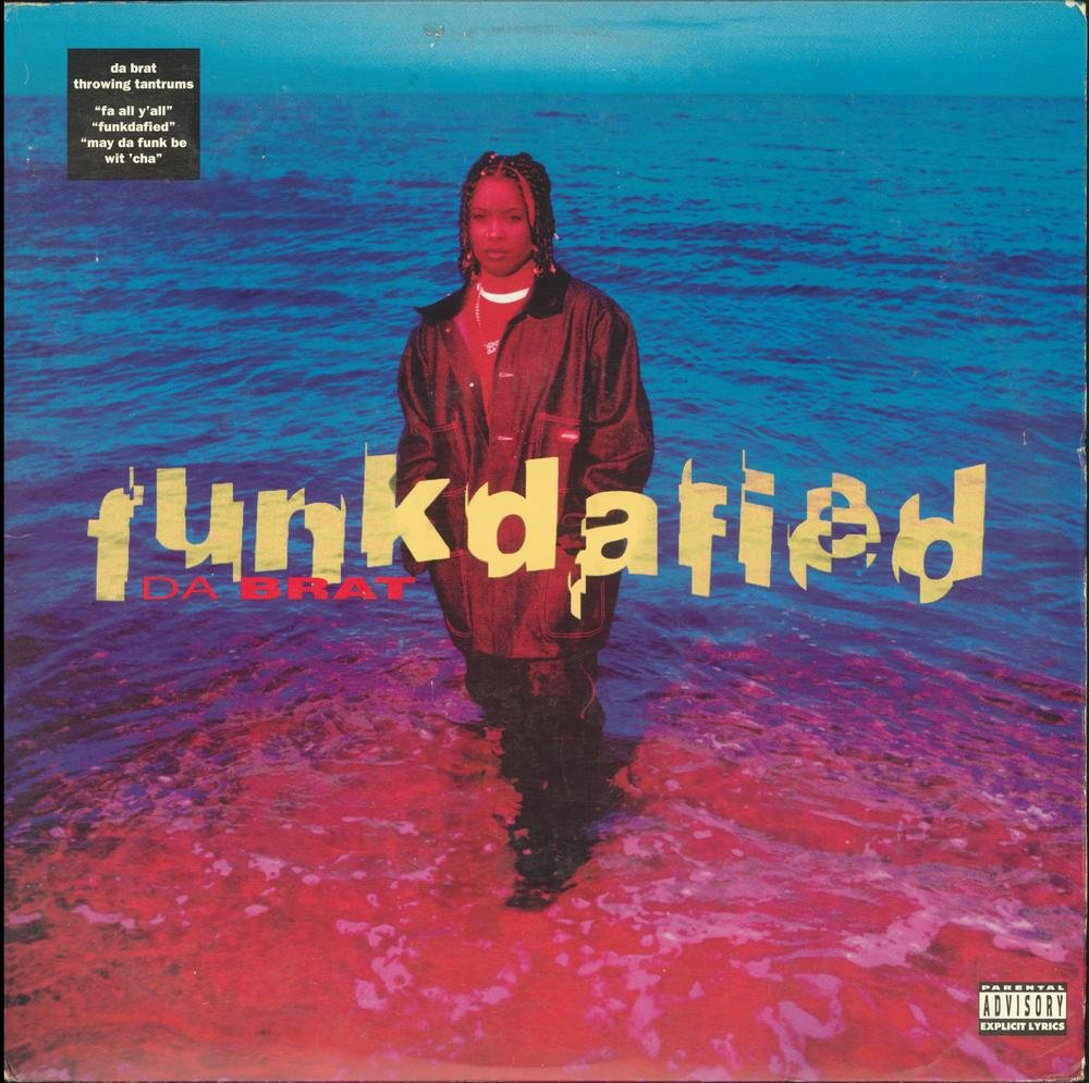 Mind blowin' (album version) [clean] by da brat on amazon music.
