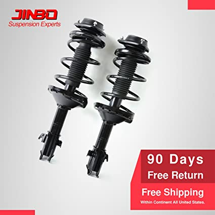 Amazon com: Mgpro 1 Pair Front Complete Suspension Gas Shock