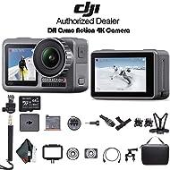 DJI Osmo Action 4K HDR Waterproof Dual Screen Camera - Action Kit