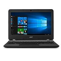 "Acer Aspire ES1-132-C7UM PC Portable 11,6"" Noir (Intel Celeron, 2 Go de RAM, SSD 32 Go, Intel HD Graphics, Windows 10)"