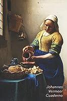 Johannes Vermeer Cuaderno: La Lechera | Elegante