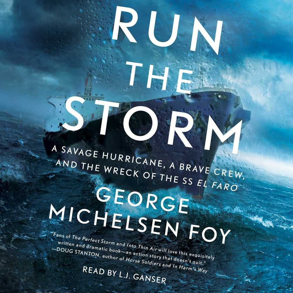 amazon run the storm a savage hurricane a brave crew and the