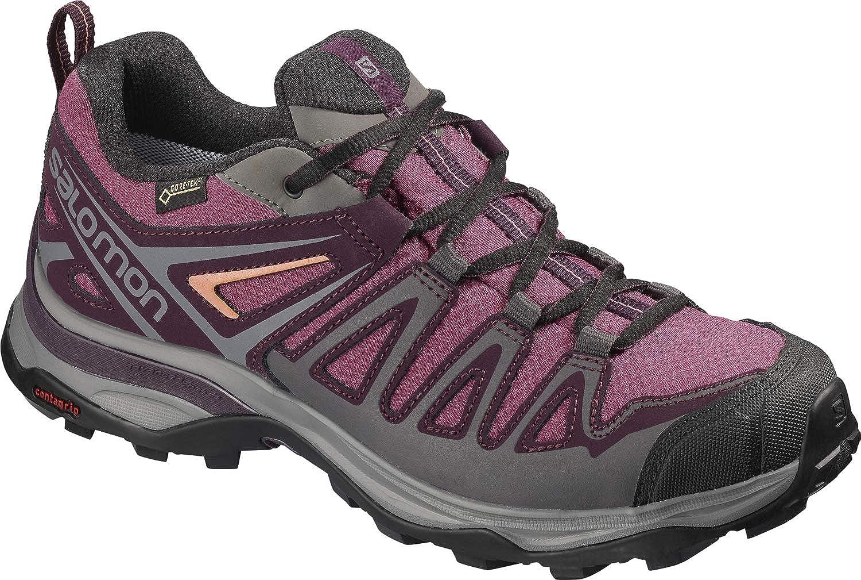 TALLA 36 EU. Salomon X Ultra 3 Prime GTX W, Zapatillas de Senderismo para Mujer