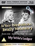 Is Your Honeymoon Really Necessary? / My Wife's Lodger (DVD + Blu-ray)