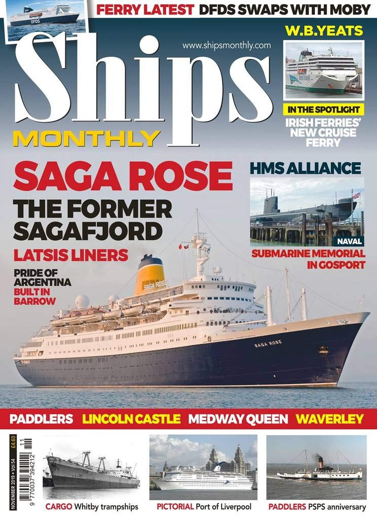 Ships Monthly by Kelsey Publishing