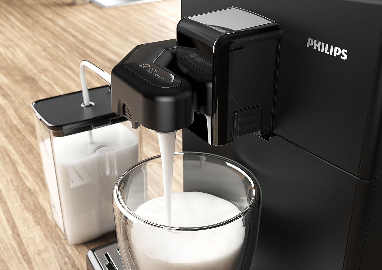 Philips Kaffeevollautomat mit Milchschlauch