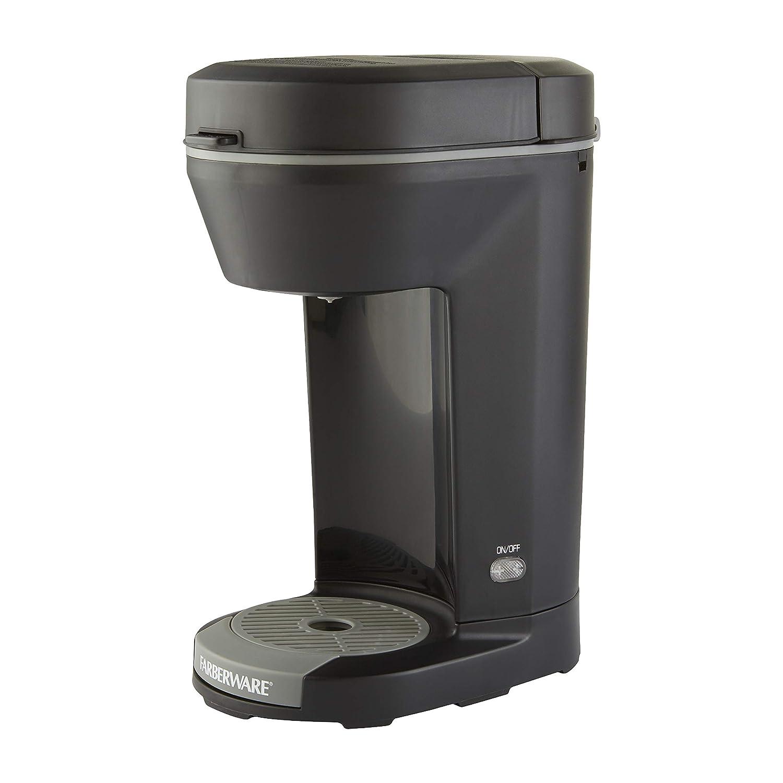 Amazon.com: Farberware - Cafetera monodosis (compatible con ...
