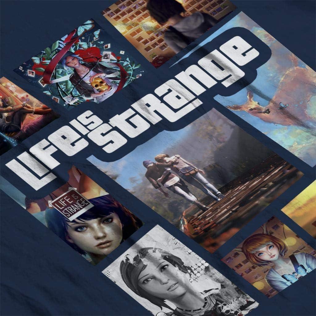 Life is Strange Montage Art Mens Vest
