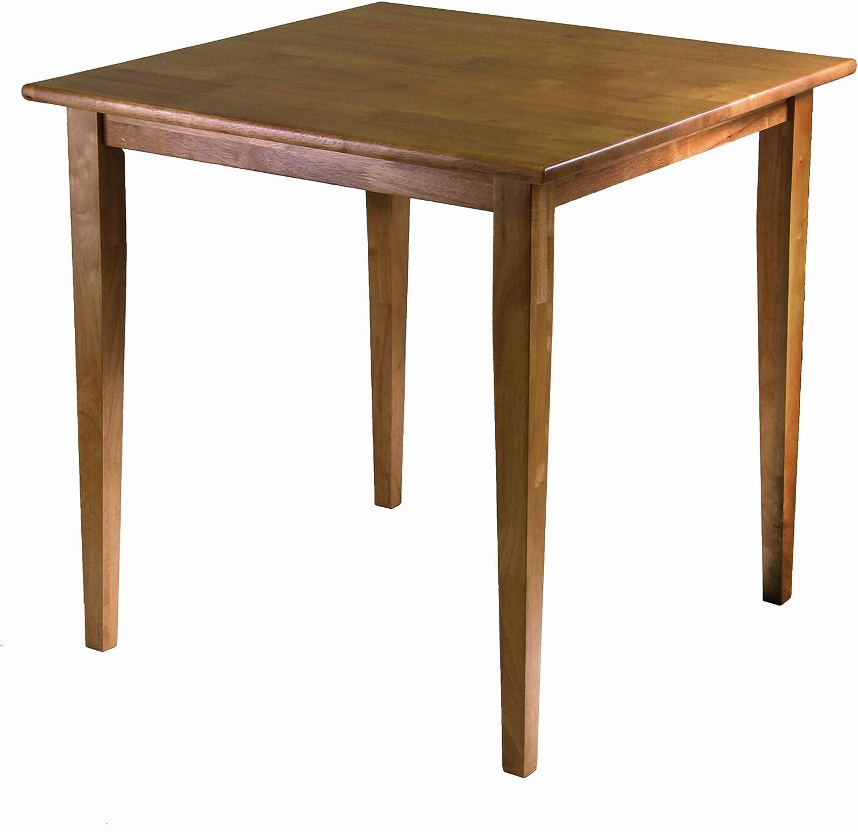 Winsome Wood Groveland Dining, Oak: Furniture & Decor