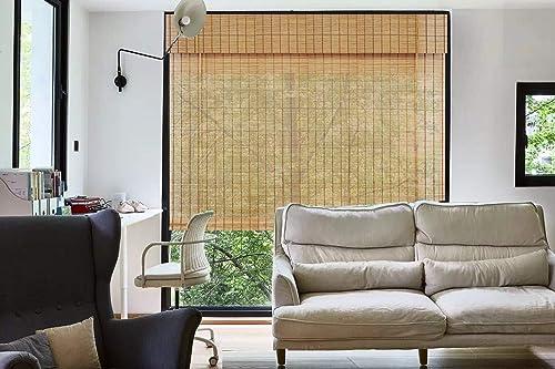 LETAU Wood Window Shades Blind