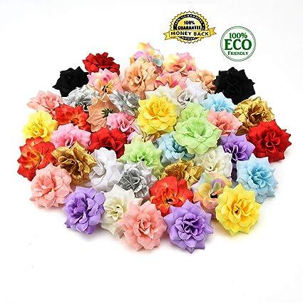Amazon Silk Flowers In Bulk Wholesale Silk Rose Artificial