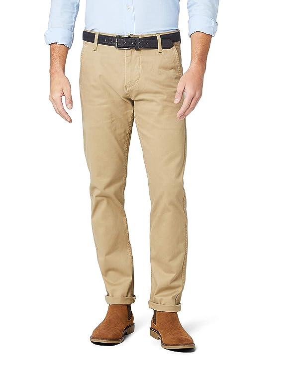Dockers Alpha Original Khaki, Pantalones para Hombre