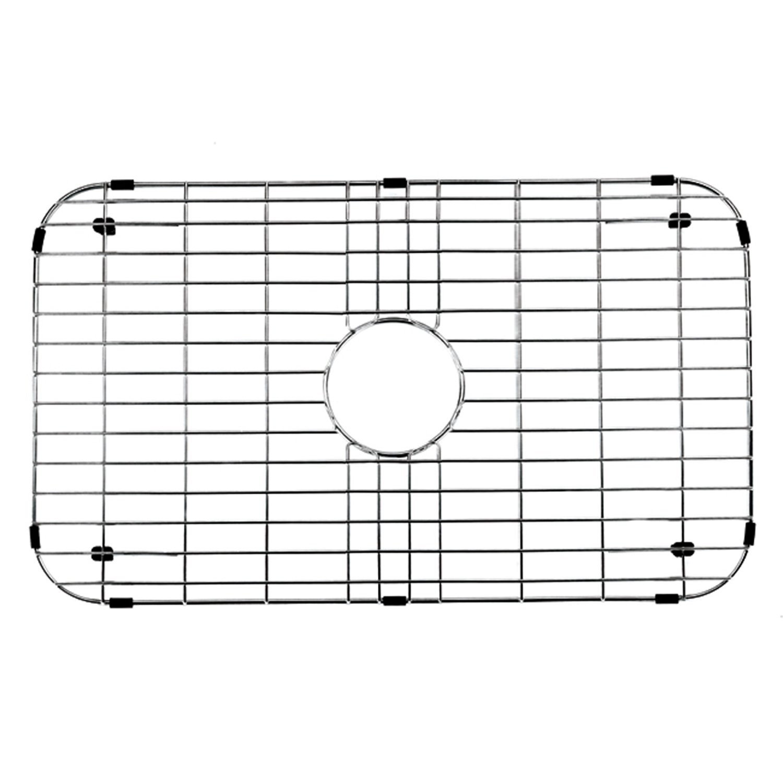 VIGO Stainless Steel Bottom Grid, 26-in. x 14.375-in. by VIGO