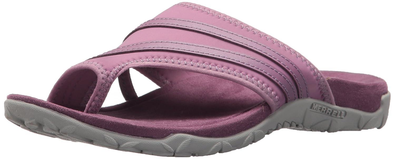 Merrell Women's Terran Ari Wrap Sport Sandal B072Q266VT 6 B(M) US|Very Grape