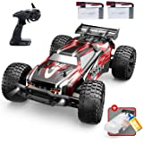 DEERC 9206E Remote Control Car 1:10 Scale Large RC Cars 48+ kmh High Speed for Adults Boys Kid,Extra Shell 4WD 2.4GHz…