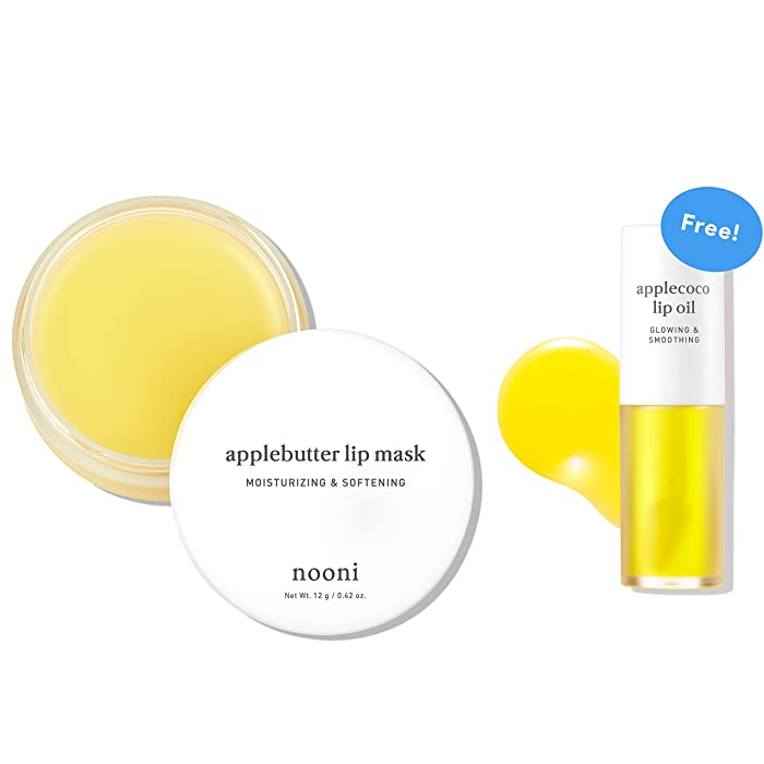 Top 10 Nooni Apple Water Protective Lip Mask