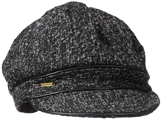 1f4df4e4f7a9d Nine West Women s Boucle Newsgirl Hat