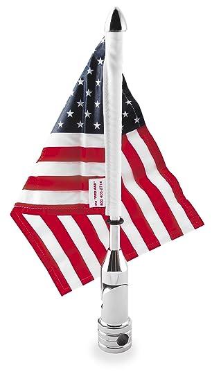 Pro Pad rfm-fld5 trasero plegable soporte de motocicleta bandera Tour Pack con bandera de