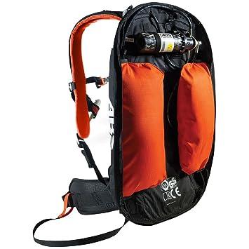 ABS Airbags - Mochila con airbag ABS (unidad de activación de acero): Amazon.es: Deportes y aire libre