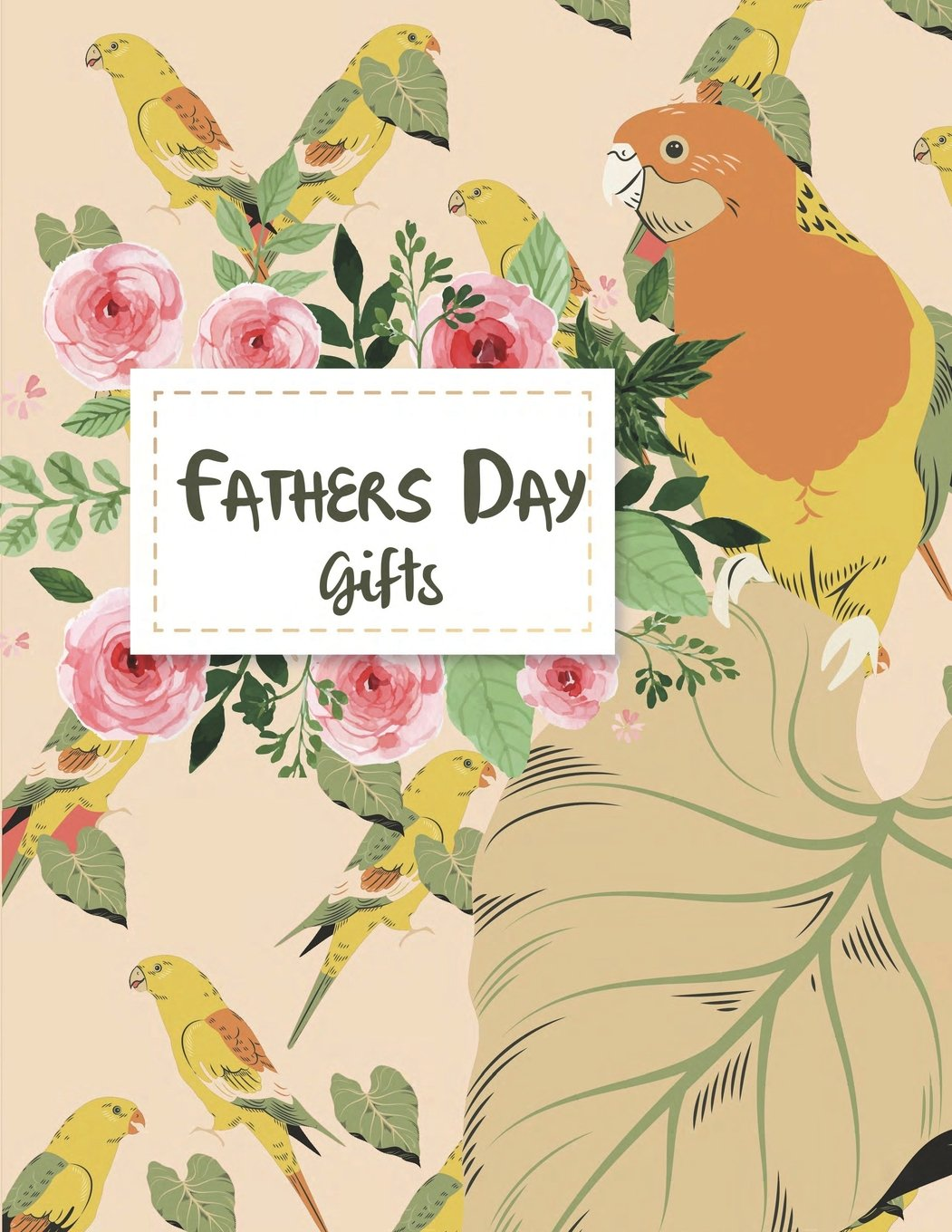 """Fathers Day Gifts: Dot Grid Journal: Perfect For Father's Day Gifts, My Dad's Story, Grandfathers,Father's Memoirs Log, Holiday Shopping (Gifts for Dads) List 120 pages - 8.5"""" x 11"""" pdf"""
