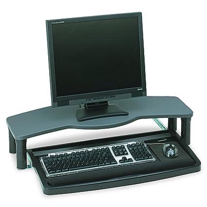 Kensington  Comfort Desktop Keyboard Drawer With Smartfit W X D