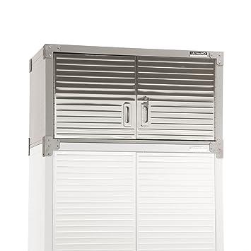 Amazon.com : Seville Classics Heavy Duty UltraHD Storage Stacker ...