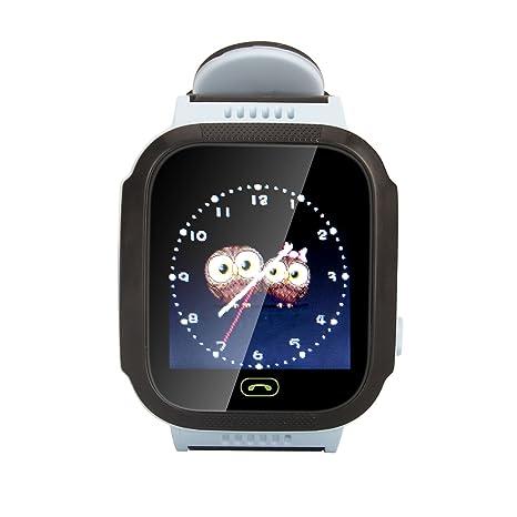TKSTAR Reloj Infantil Smartwatch para Niños Con llamada ...