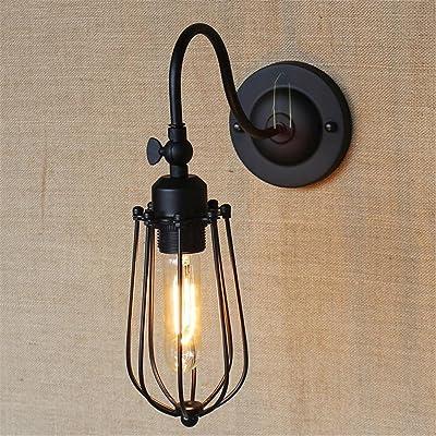 Access Lighting 62089 Bs Led Gooseneck Wall Lamp Brushed