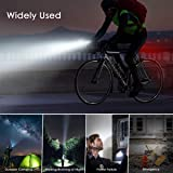 AUOPLUS Bike Lights USB Rechargeable, 800 Lumen