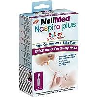 NeilMed Naspira Plus Nasal Oral Aspirator