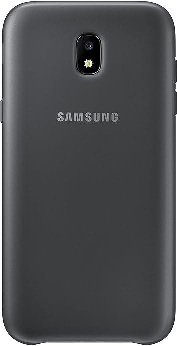 SAMSUNG Dual Layer Cover - Carcasa Galaxy J5 2017, Color Negro ...